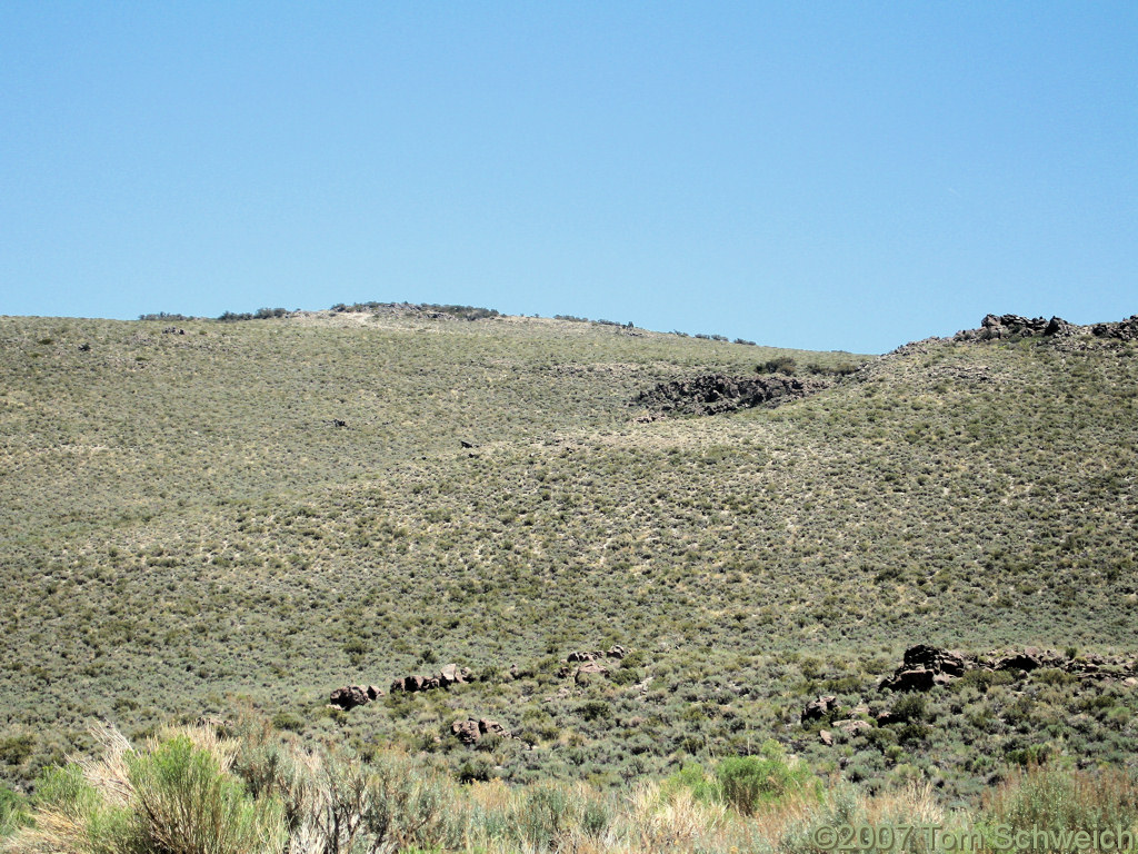 California, Mono County, Cowtrack Mountain